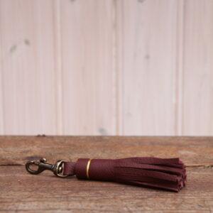 Tassle nyckelring